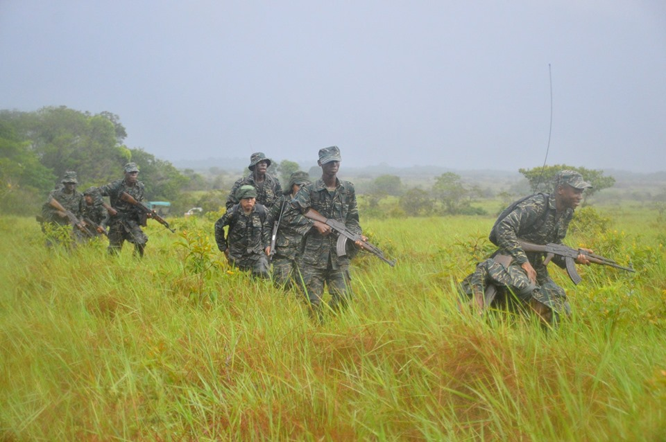 Guyana Defence Force (GDF) _1179