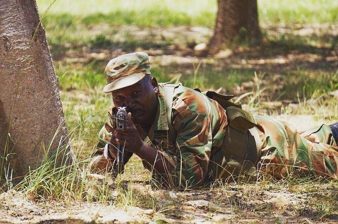 Armée Zambienne / Zambian Defence Forces  _11a13