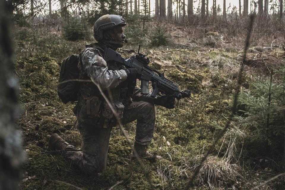 l'Armée Lettone \ Latvian Armed Forces - Page 2 _11a21