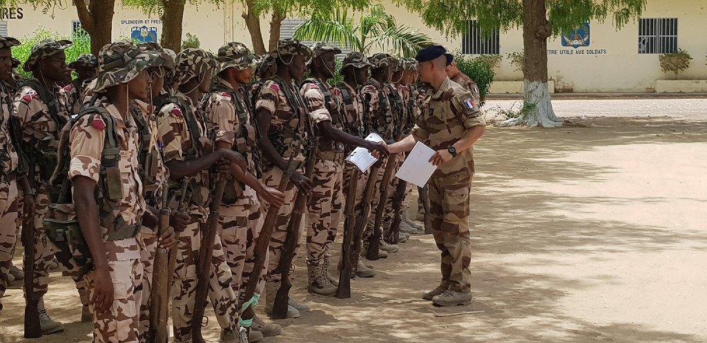 Armée Tchadienne - Page 7 _11a96