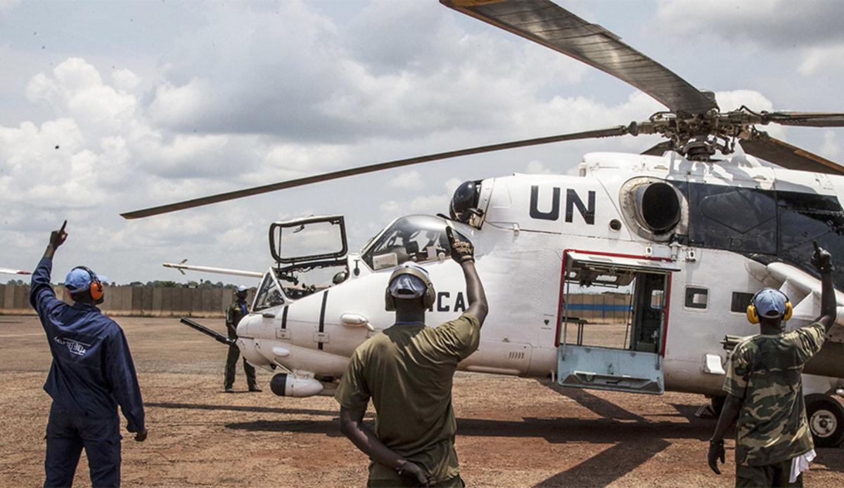 Intervention militaire en Centrafrique - Opération Sangaris - Page 40 _11b15