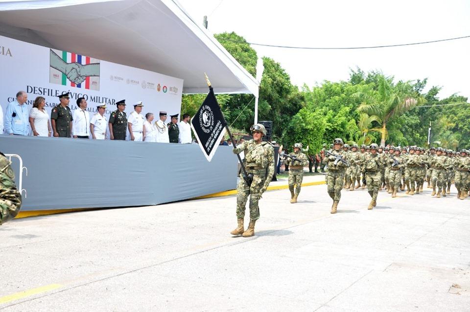 Armée Mexicaine / Mexican Armed Forces / Fuerzas Armadas de Mexico - Page 9 _11b31