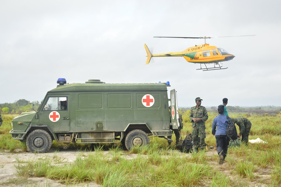 Guyana Defence Force (GDF) _11b45