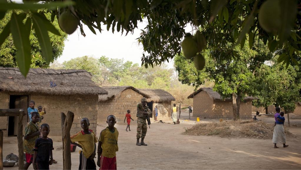 Intervention militaire en Centrafrique - Opération Sangaris _11b74