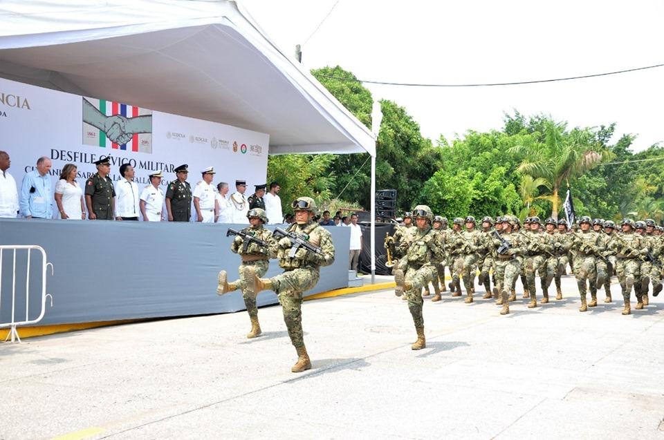 Armée Mexicaine / Mexican Armed Forces / Fuerzas Armadas de Mexico - Page 9 _11djp21