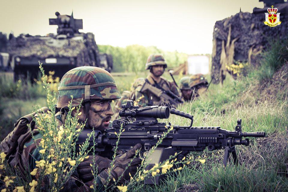 Armée Belge / Defensie van België / Belgian Army  - Page 21 _11djp38
