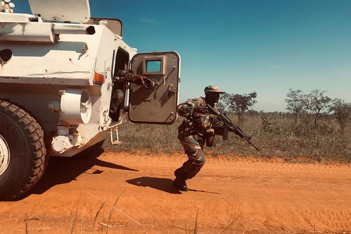 Armée Zambienne / Zambian Defence Forces  _1216