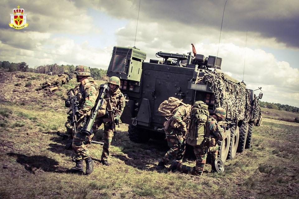 Armée Belge / Defensie van België / Belgian Army  - Page 21 _1238