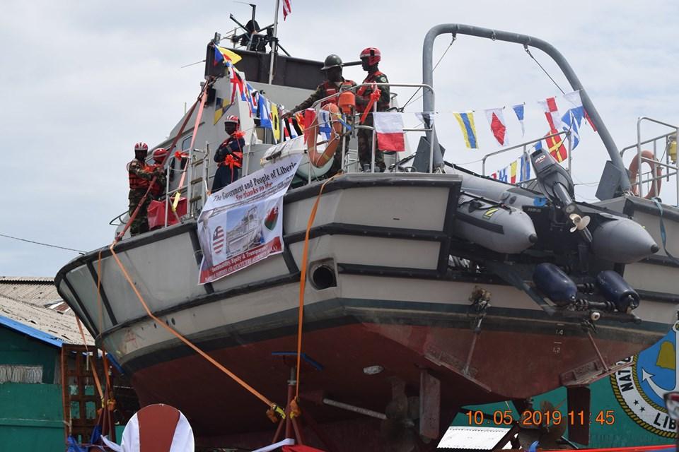 Les Forces Armées du Libéria / Armed Forces of Liberia ( AFL ) _1241