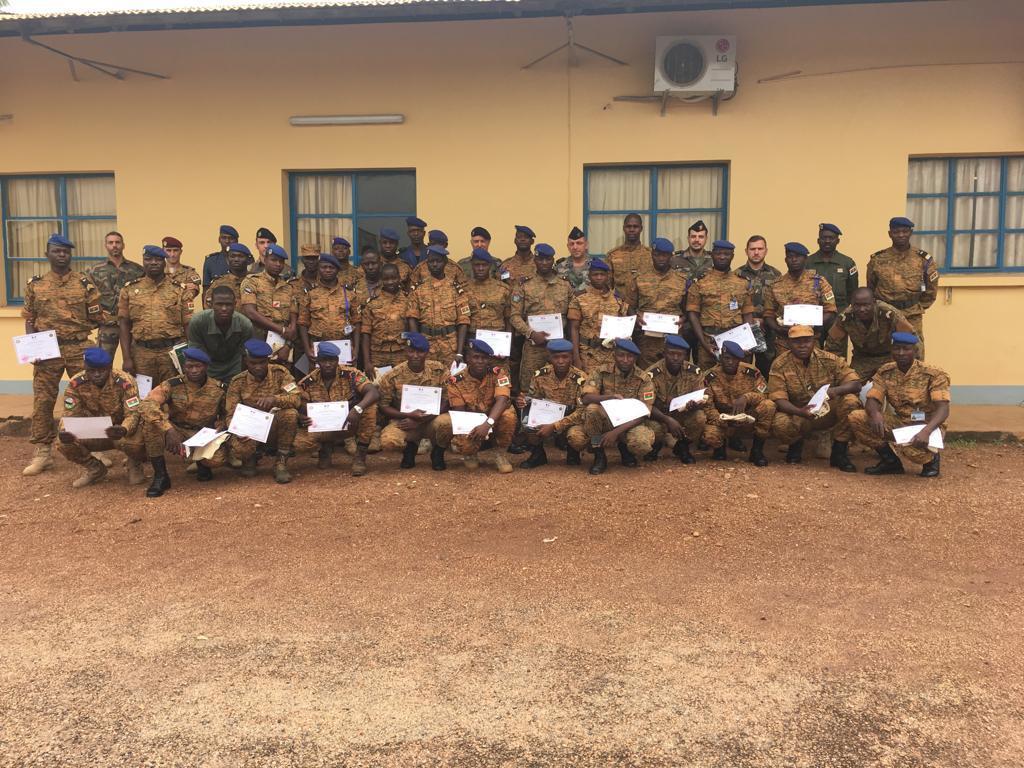 Armée nationale Burkinabé / Military of Burkina Faso - Page 4 _12a126