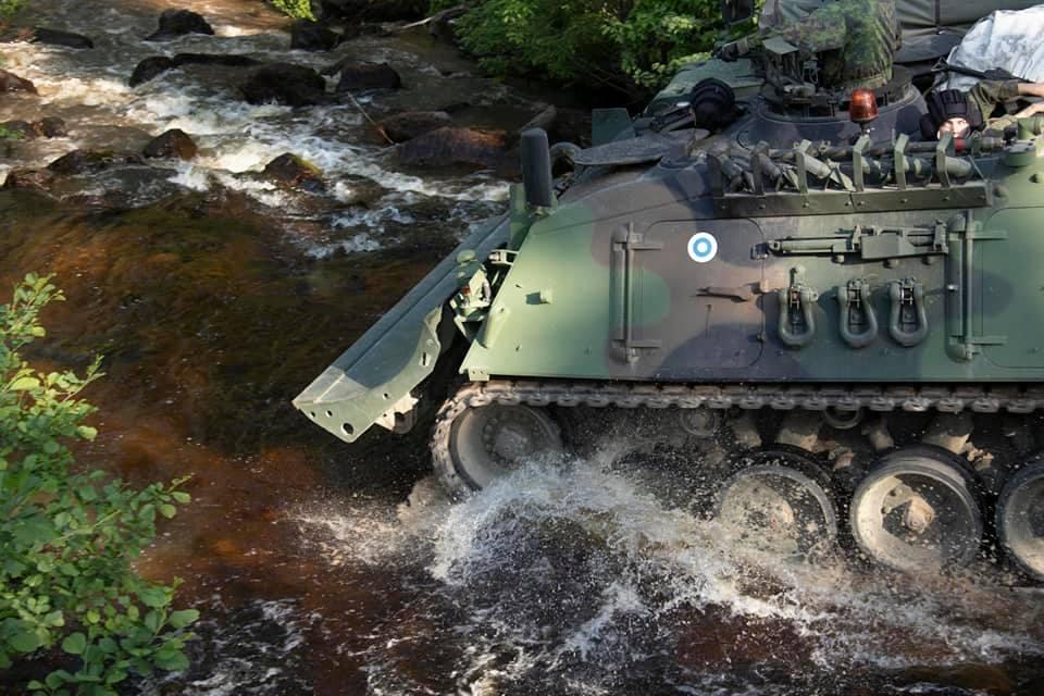 Armée Finlandaise / Finnish Defence Forces / puolustusvoimat - Page 10 _12a140