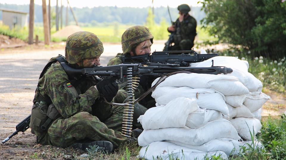 Armée lituanienne/Lithuanian Armed Forces - Page 6 _12a149