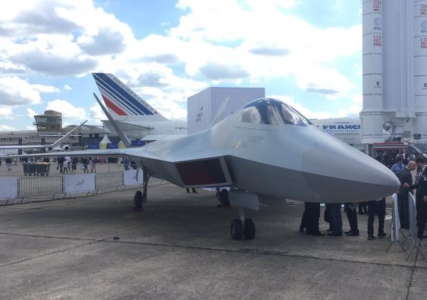 Salon du Bourget 2019 / Paris air show 2019 (17 au 23 juin)  _12a158