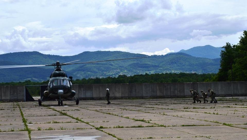 Forces armées de Bosnie et d'Herzégovine _12a313