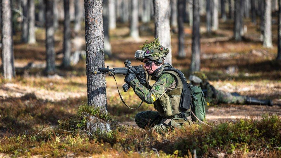 Armée Finlandaise / Finnish Defence Forces / puolustusvoimat - Page 10 _12a338