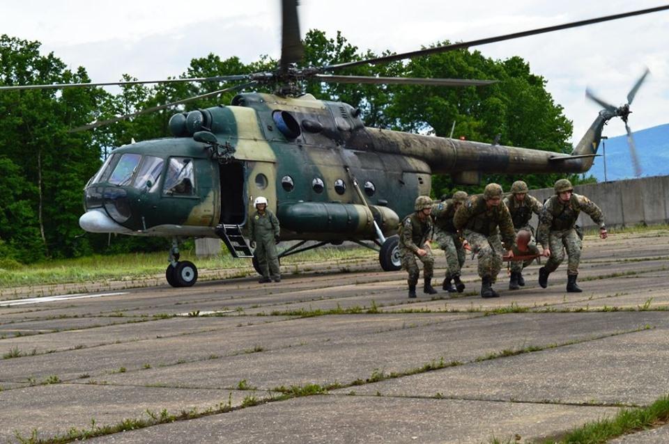 Forces armées de Bosnie et d'Herzégovine _12a412