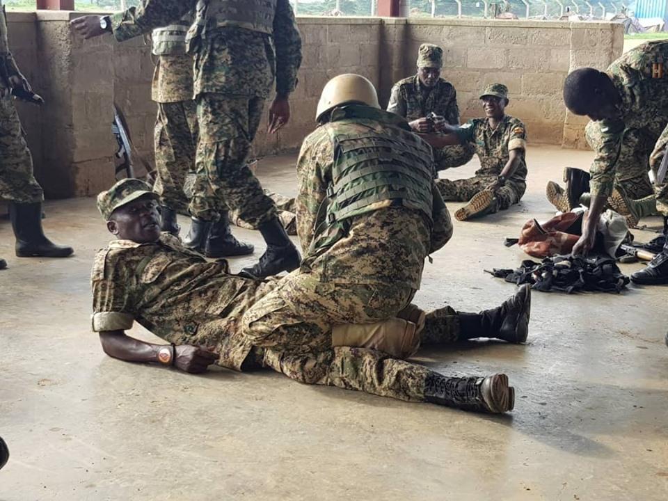 Armée Ougandaise/Uganda Peoples Defence Force (UPDF) - Page 5 _12a457