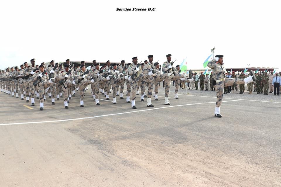 Armée djiboutienne / Djibouti National Army - Page 4 _12a512