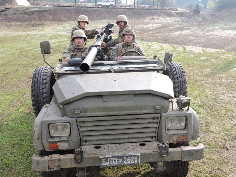 Armée Chilienne / Chile's armed forces / Fuerzas Armadas de Chile - Page 14 _12a536
