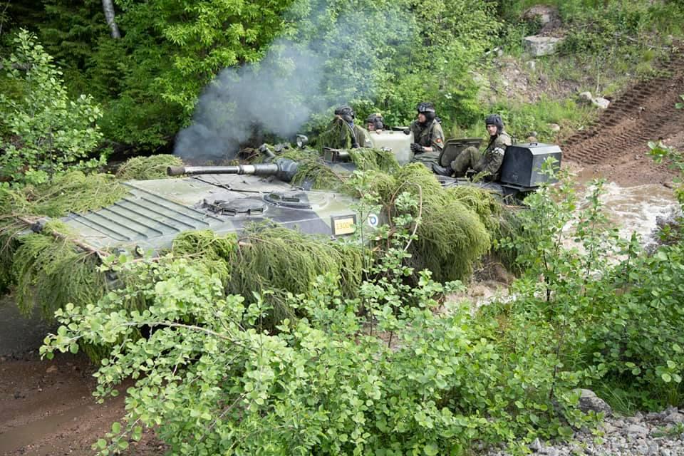 Armée Finlandaise / Finnish Defence Forces / puolustusvoimat - Page 10 _12b110