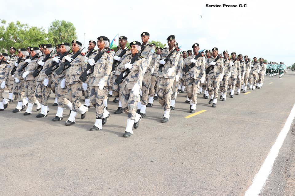 Armée djiboutienne / Djibouti National Army - Page 4 _12b112