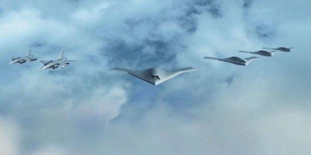SCAF (Système de combat aérien du futur) _12b120
