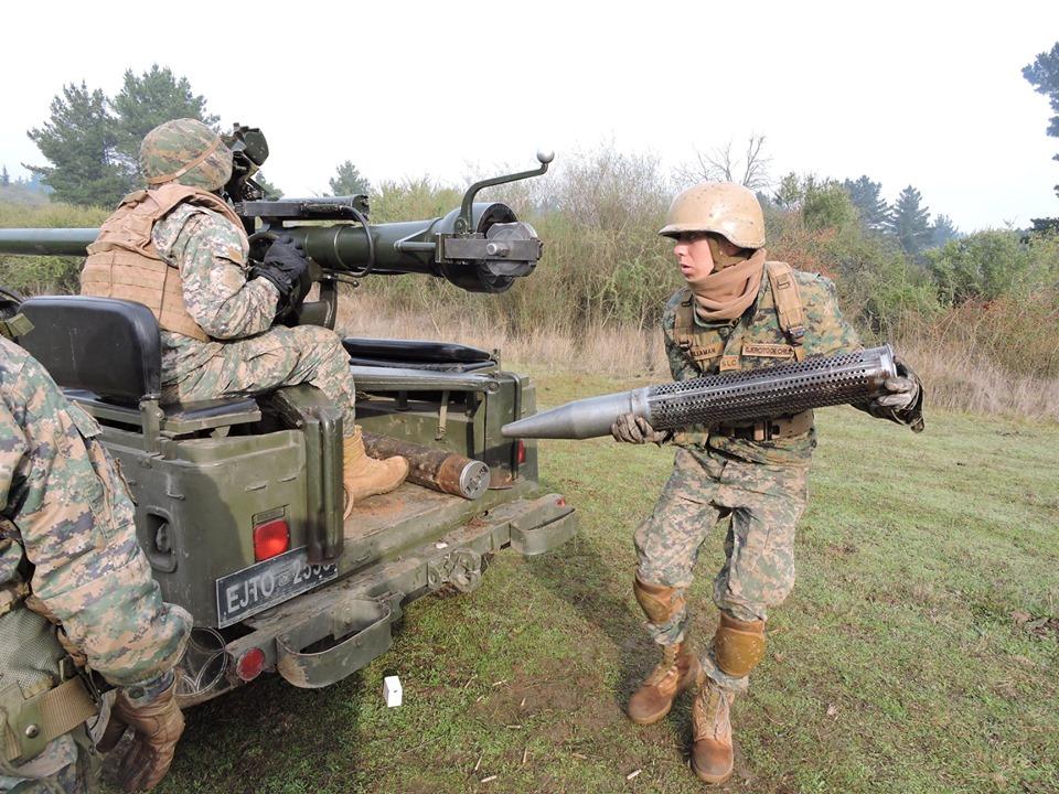 Armée Chilienne / Chile's armed forces / Fuerzas Armadas de Chile - Page 14 _12b134