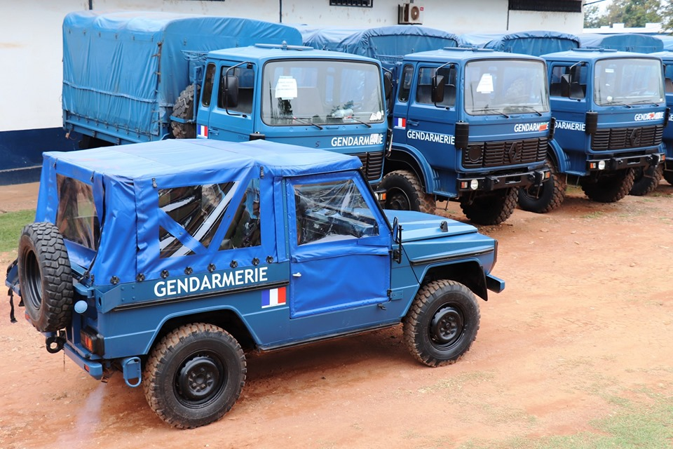 Armées de la République centrafricaine  - Page 9 _12b151