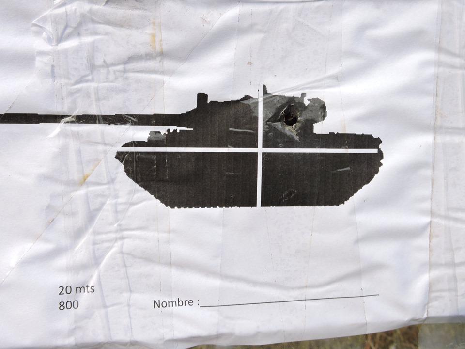 Armée Chilienne / Chile's armed forces / Fuerzas Armadas de Chile - Page 14 _12b226