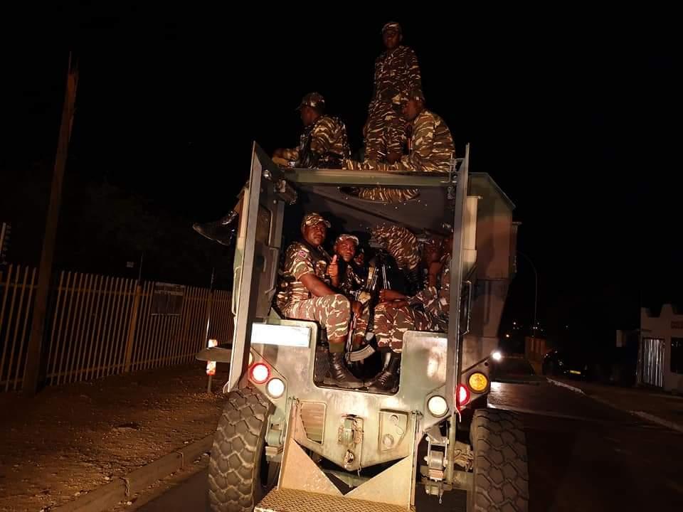 Armée Namibienne / Namibia Defence Force _12b273
