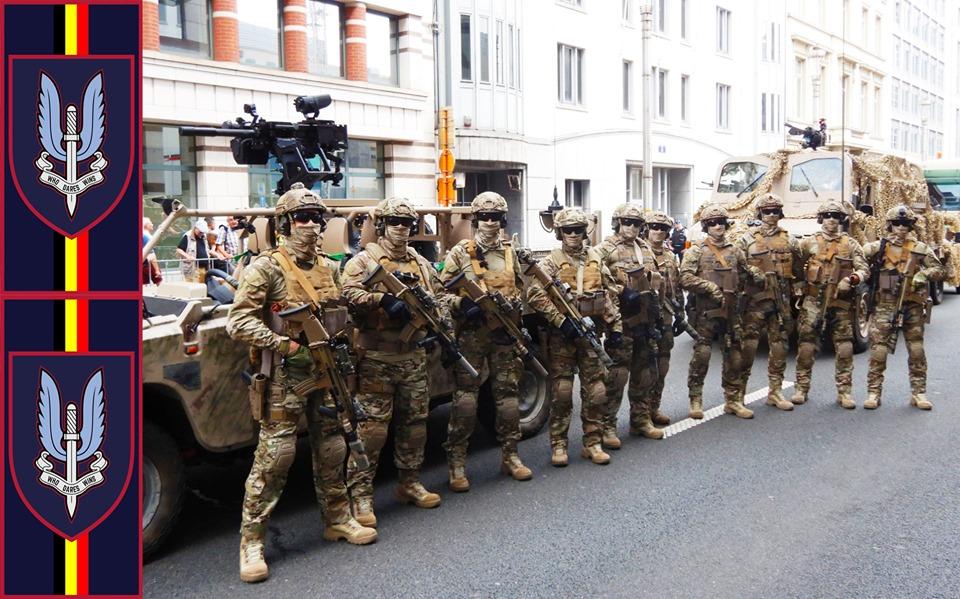 Armée Belge / Defensie van België / Belgian Army  - Page 21 _12b356