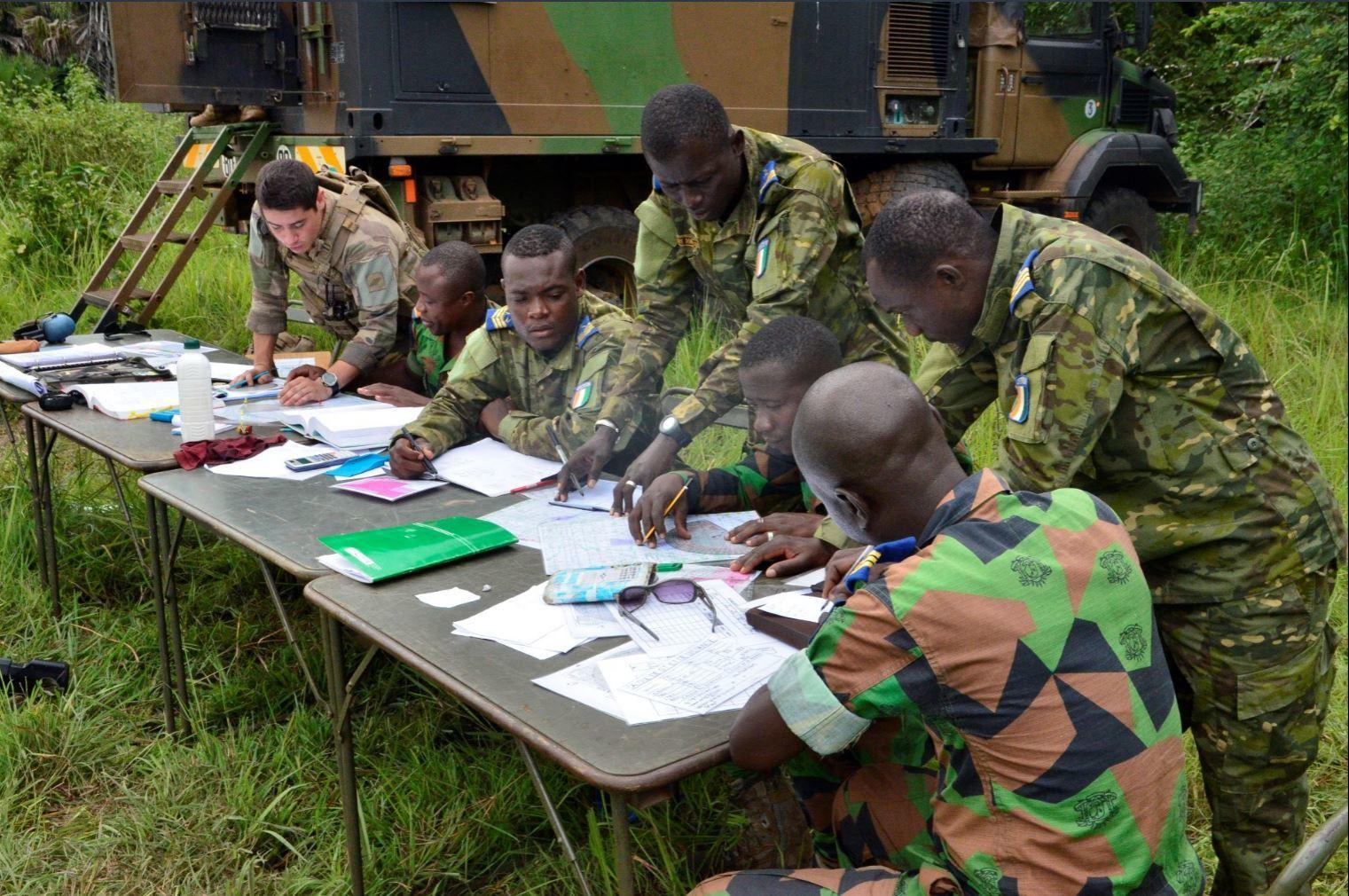 Les Forces de défense et de sécurité de Côte d'Ivoire - Page 6 _12b370