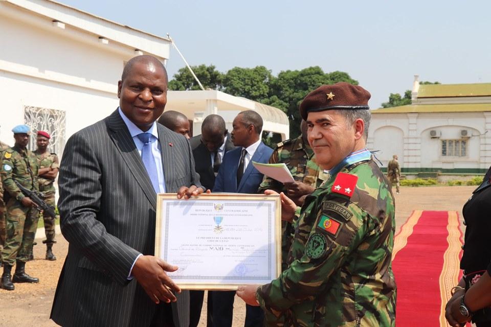 Intervention militaire en Centrafrique - Opération Sangaris _12b3a23
