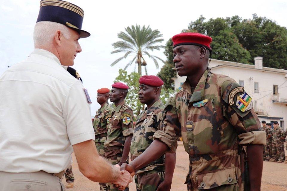 Armées de la République centrafricaine  - Page 9 _12b3a47