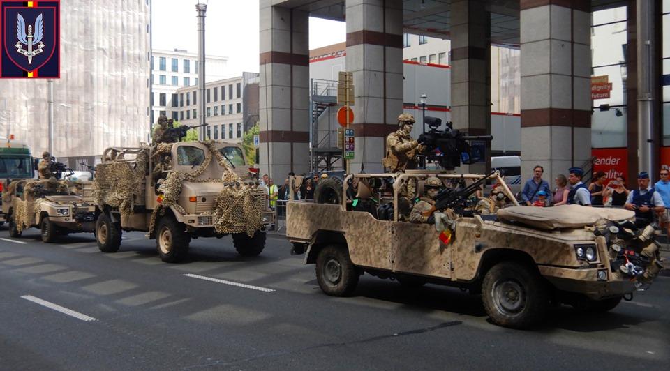 Armée Belge / Defensie van België / Belgian Army  - Page 21 _12b3a48