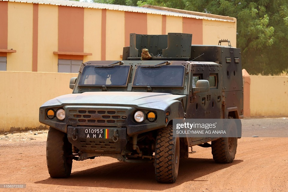 Armée Malienne / Armed and Security Forces of Mali - Page 15 _12b3a69