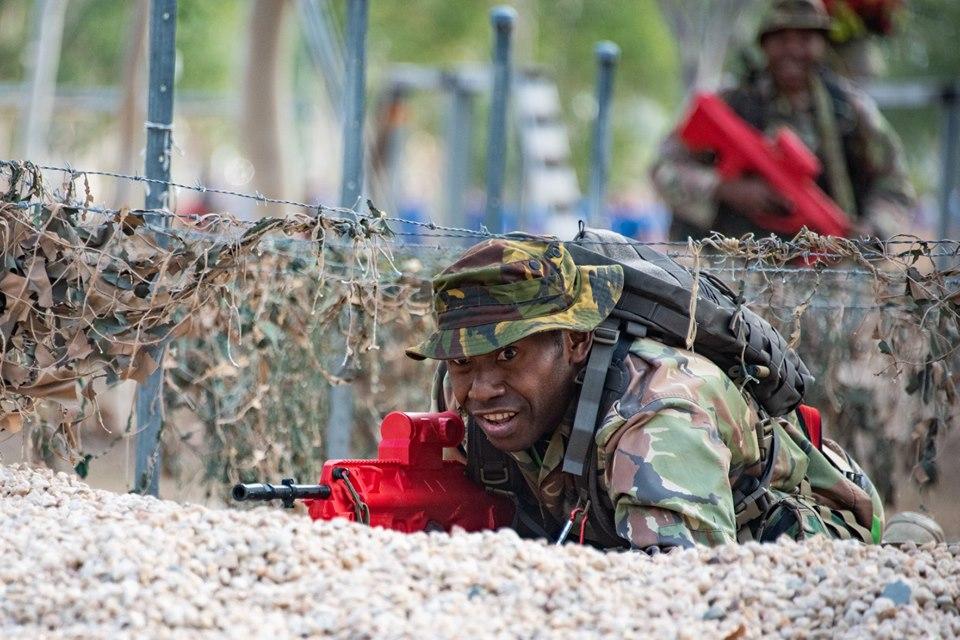 Force de défense de Papouasie Nouvelle-Guinée  / Papua New Guinea Defence Force (PNGDF) _12b3a87