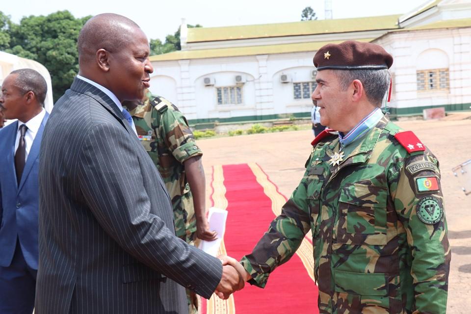 Intervention militaire en Centrafrique - Opération Sangaris _12b429