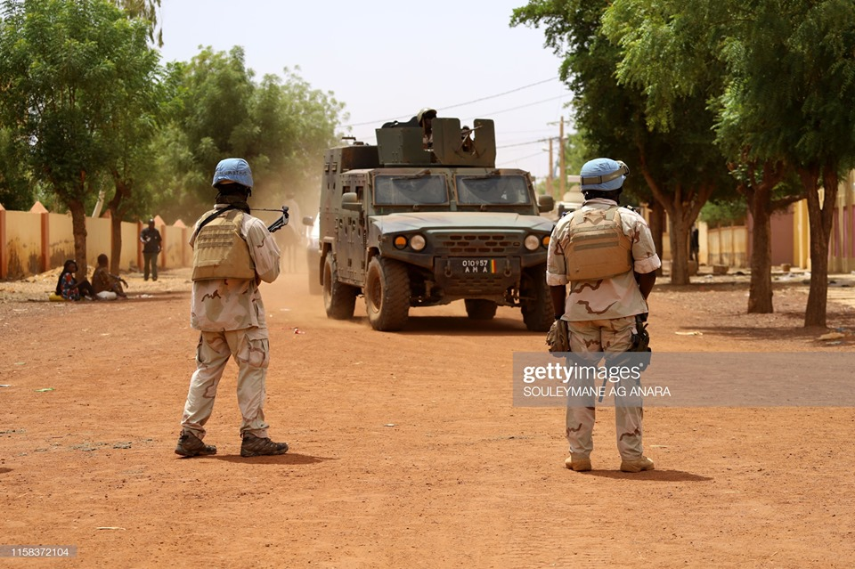 Armée Malienne / Armed and Security Forces of Mali - Page 15 _12b470