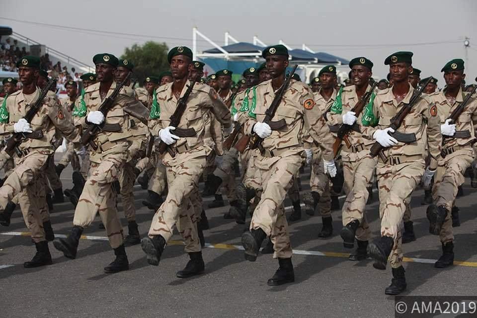 Armée djiboutienne / Djibouti National Army - Page 4 _12b516