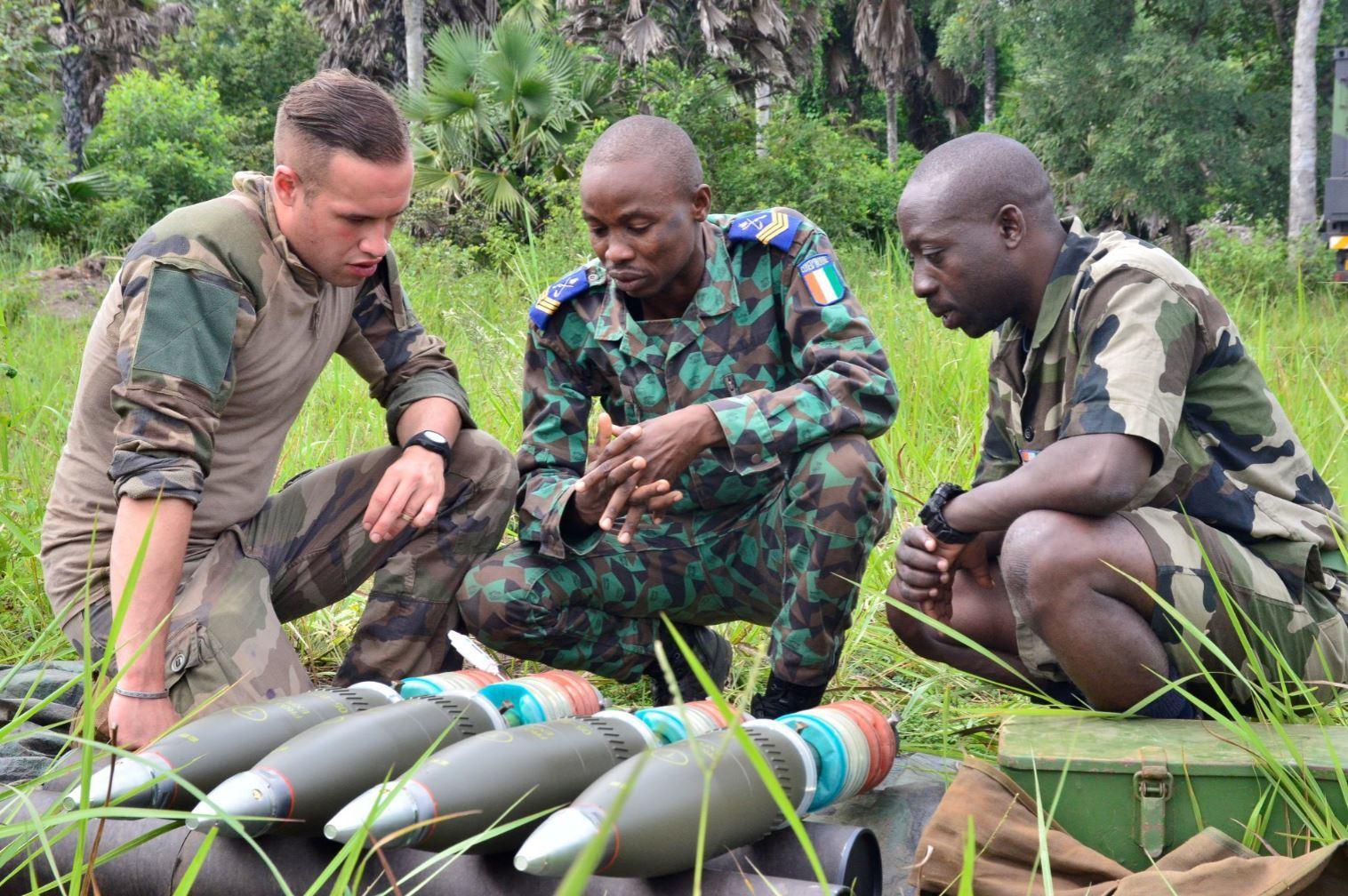 Les Forces de défense et de sécurité de Côte d'Ivoire - Page 6 _12b562