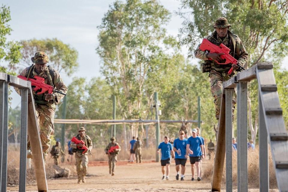 Force de défense de Papouasie Nouvelle-Guinée  / Papua New Guinea Defence Force (PNGDF) _12b583