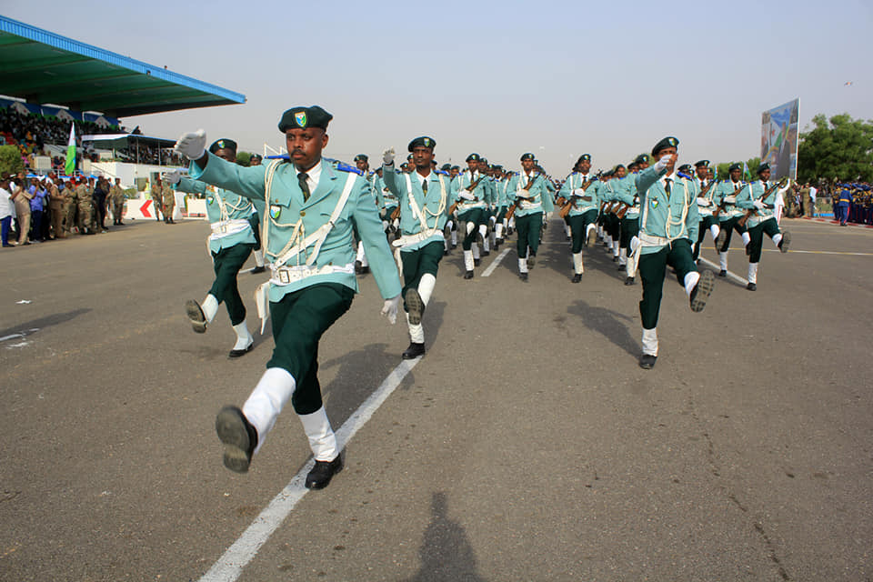 Armée djiboutienne / Djibouti National Army - Page 4 _12b615