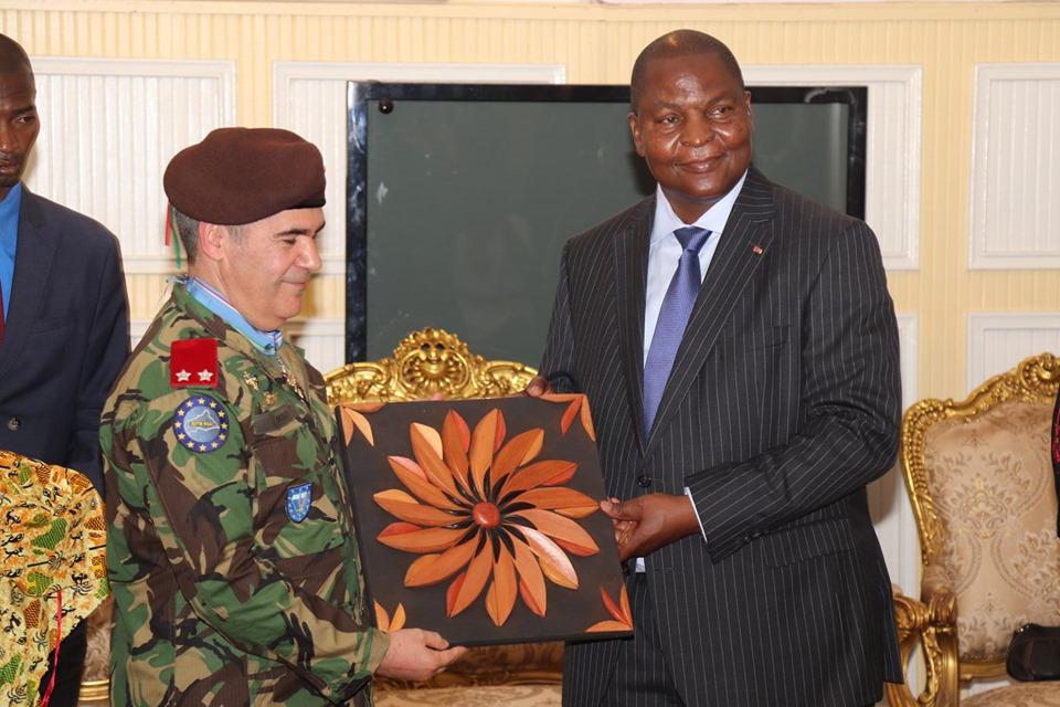 Intervention militaire en Centrafrique - Opération Sangaris _12b629