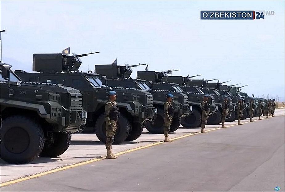 Armée Ouzbek / Uzbekistan's armed forces _12b664