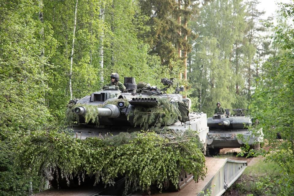 Armée Finlandaise / Finnish Defence Forces / puolustusvoimat - Page 10 _12b71