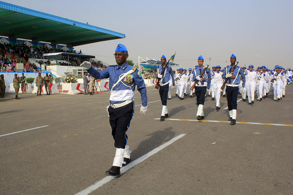 Armée djiboutienne / Djibouti National Army - Page 4 _12b713