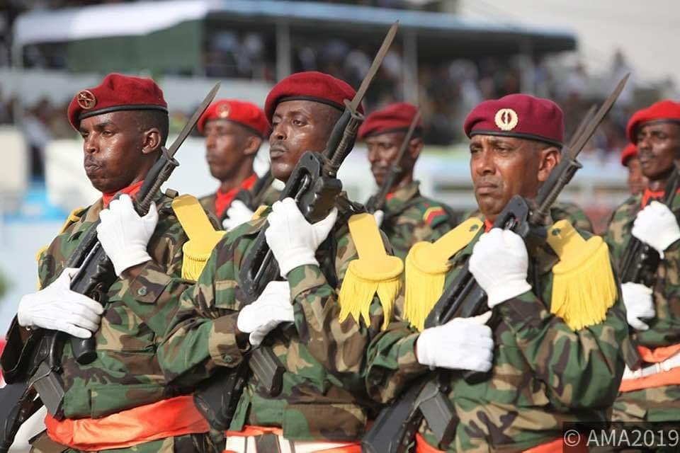 Armée djiboutienne / Djibouti National Army - Page 4 _12b714