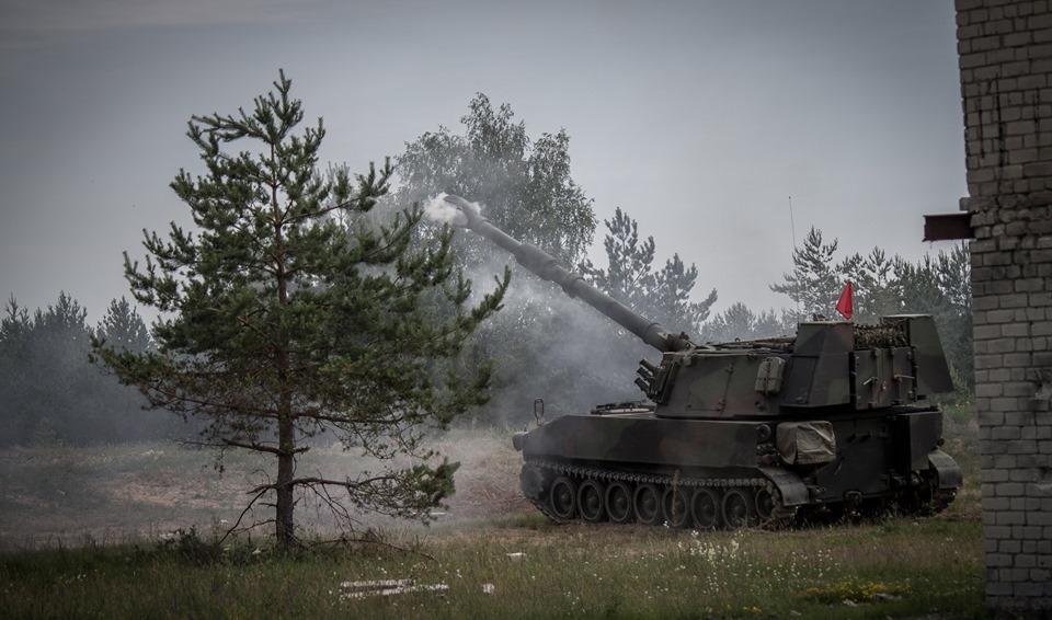 l'Armée Lettone \ Latvian Armed Forces - Page 2 _12b718