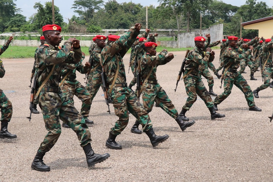 Armées de la République centrafricaine  - Page 9 _12b730
